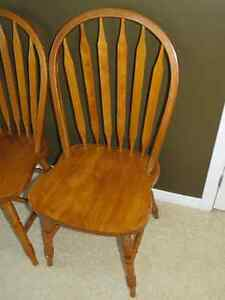 Wooden Kitchen Chairs