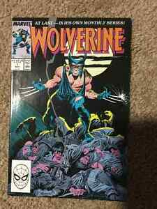 Wolverine #1 (Ongoing) London Ontario image 1