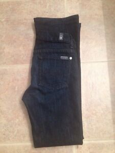 7 FOR ALL OF MANKIND JEANS - bnwot - SIZE 26