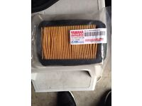 GENUINE YAMAHA AIR FILTER FOR YZF-R125 MT-125 WR125X WR125R