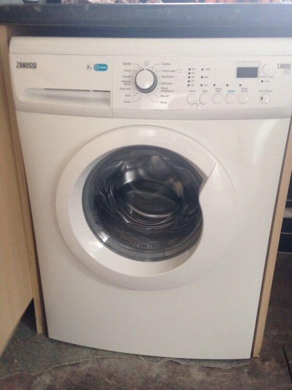 washing machine 100