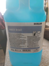 ECOLAB MAXX Brial2 5 litre High Performance Cleaner