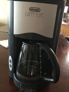 DeLonghi Caffe Elite coffee maker