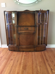 Antique Secretaires Desk / Bookcase