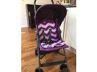 Mamas and Papas stroller pushchair tour