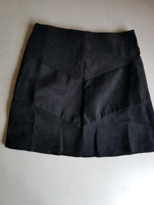 Black( Tiny) Corduroy Skirt