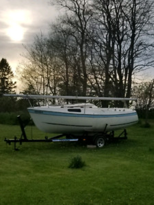 Sail Boat for sale. 19ft