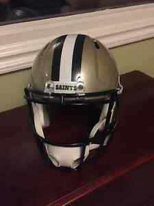 NFL Replica New Orleans Saints Helmet - Brand New Edmonton Edmonton Area image 2