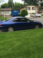 Acura TL Type S (A-spec)