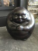 Happy fat buddha - west kelowna
