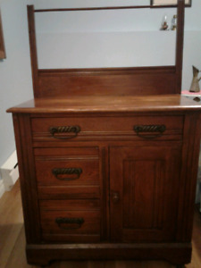 PRE TO EARLY1900S WASHSTAND