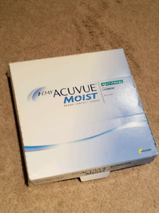 ACUVUE MOIST CONTACT LENSES MULTIFOCAL