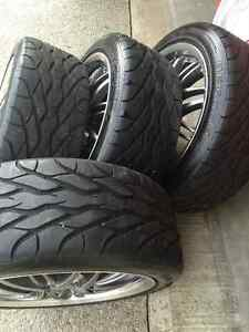 Rims & rubbers 4sale Kitchener / Waterloo Kitchener Area image 4