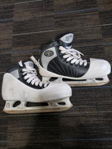 Goalie skates - size 6.5