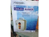 Thermoelectric cooler fridge and warmer