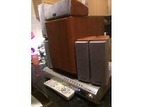 Denon adv 500sd dvd surround sound