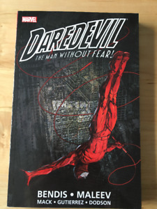 Daredevil Ultimate Collection 1 comic book/trade paperback