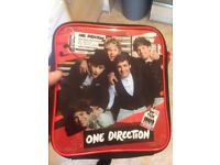 1 direction lunch bag