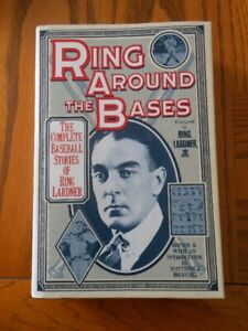 Ring Around the Bases Baseball Stories by Ring Lardner As New