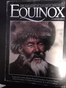 EQUINOX CHARTER ISSUE