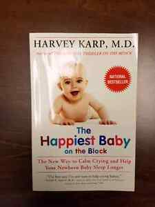 The Happiest Baby on the Block - book