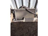Vauxhall corsa 1.3 cdti radiator