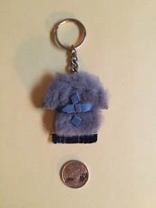 Inuksuk Fur Coat Key Chain