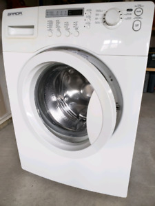 Brada front load washer + dryer