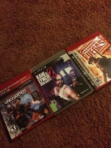 PS3 games for sale! 5$ each!