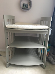 Stokke Care - Changing table grey