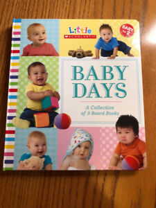Little Scholastic Baby Days