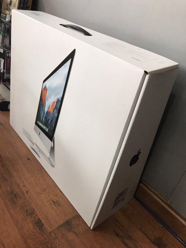 "Apple iMac 2015 late 27"" Retina display 5K with apple warrantyin Bradford, West YorkshireGumtree - Apple iMac 2015 late 27"" Retina display 5K with apple warranty 3.2Ghz8Gb 1tbCore i5 Pick up from Mobile world 96 heaton road Bd9 4rj Bradford"
