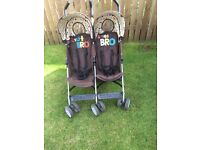 Costello Double Buggy