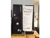 Refurbished- PC dell optiplex 745- charity
