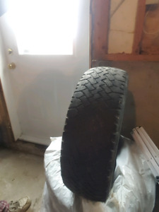 WINTER TIRES 195/65/15