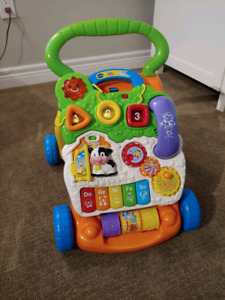 Vtech sit to stand walker