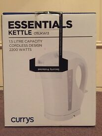 Brand new kettle only £5