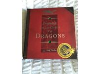 New dragon book with dragon models