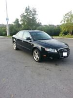 MUST SEE PRICED FOR QUICK SALE! 2006 Audi A4 2.0T Manual 6 Speed