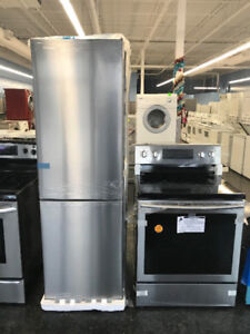 APARTMENT SIZE APPLIANCES STAINLESS STEEL FOR RENTAL PROPERTIES