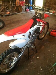 2014 CRF250R Low Hours