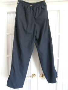 SIDEOUT WORKOUT PANTS FROM THE RUNNING ROOM - SIZE LARGE