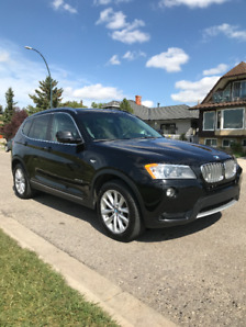 2013 BMW X3 35i  never used Michelin Run Flat Winter Tires inc.