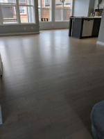 Hardwood flooring refinishing, installation, repair