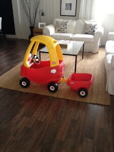 Little Tykes Car and Trailer