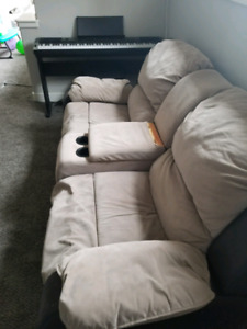 Nice Sofa and love Seat