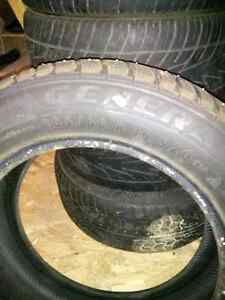 1 pneu d'hiver