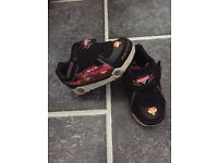 Lightning McQueen trainers infant size 7
