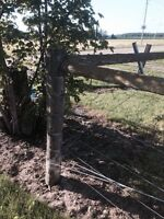 Fence forsale