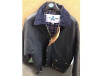 Barbour style jacket XL